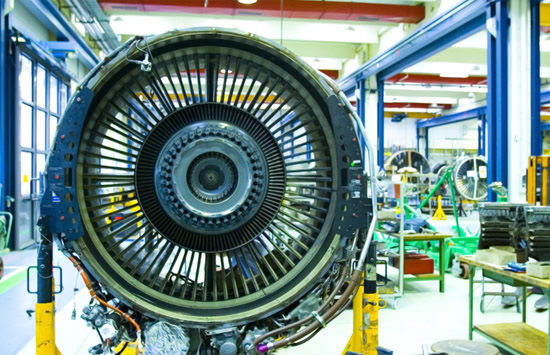 High Precision Components for the Aerospace Sector